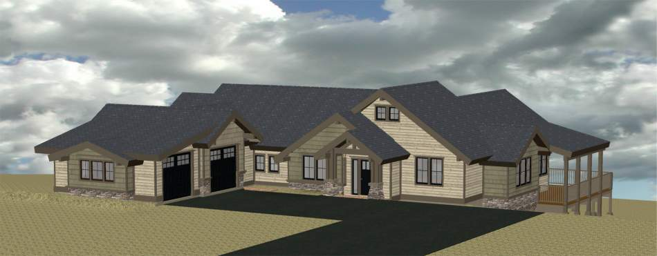 11397 n142 LIV RM WINDOW FIRST FLOOR PLAN-Perspective Full Overview Image