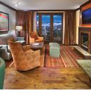 Residences at Northstar living room