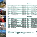 Happenings Summer 2012