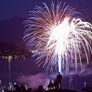 Donner Lake Fireworks