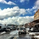 Truckee Downtown Winter