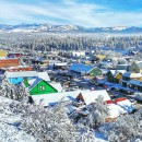 Downtown Truckee in the Winter