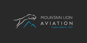 Mountain Lion Aviation logo